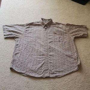 Woolrich Short Sleeve Button Down Shirt